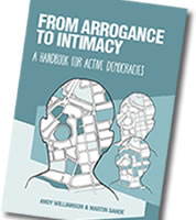 From arrogance to intimacy - A handbook for active democracies