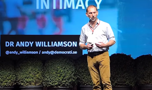 Andy Williamson at TEDxRhodes